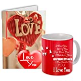 Sky Trends Valentine Gift || Gift For Valentine Day Gift || Gift Specially For Girlfriend And Also Combined For Valentine ST-01