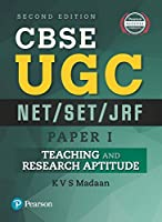 CBSE UGC NET/SET/JRF - Paper 1: Teaching and Research Aptitude