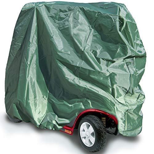 Groß Elektromobil Rollstuhl Aufbewahrung Hülle Wasserfest 147x71x140cm Lwh -