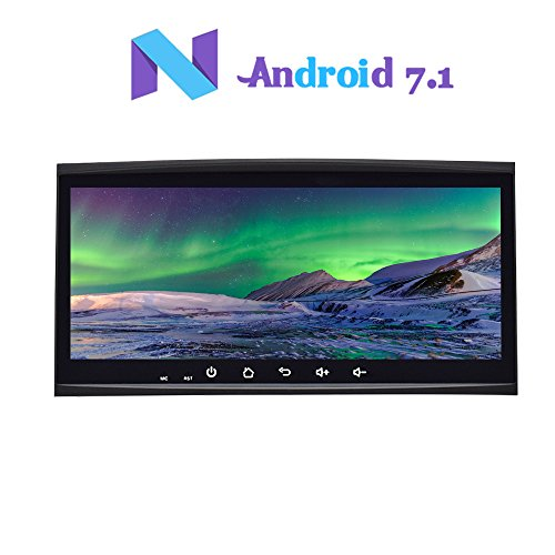 Foto de Android 7.1 Autoradio, Hi-azul Car Radio 8.8