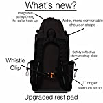 K9 Sport Sack | Dog Carrier Backpack for Small and Medium Pets | Front Facing Adjustable Dog Backpack Carrier | Fully… 13