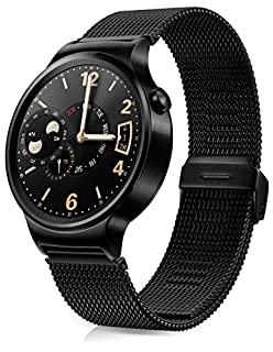 Huawei Watch mit Netzarmband in schwarz (B00TX5QV06) | Amazon price tracker / tracking, Amazon price history charts, Amazon price watches, Amazon price drop alerts