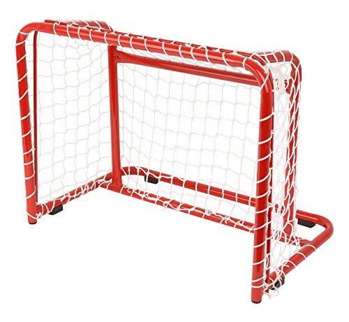 But de hockey solide en acier - 63 x 50 x 40 cm