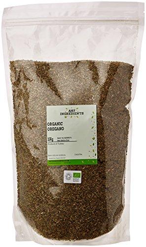 JustIngredients Premier Organic Oregano 1 kg