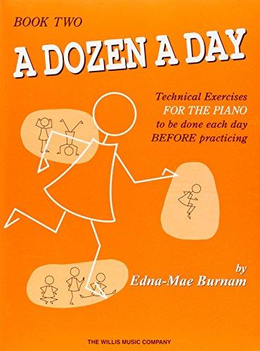 A DOZEN A DAY BOOK 2 ORANGE par Edna Mae Burnam