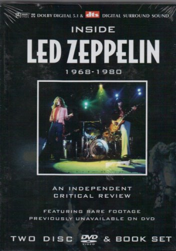 Led Zeppelin - Critical Review 1968 - 1980 [2 DVDs]