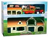 Nuevo Ray - 04025 - Accesorios - Box - Granja - 10 unidades