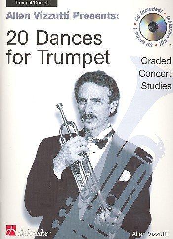 20 Dances for Trumpet by Allen Vizzutti (24-May-2012) Paperback