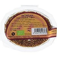 Bionsan Sésamo con Papaya - 2 Paquetes de 70 gr - Total: 140 gr