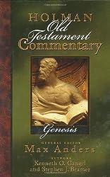 Genesis: 1 (Holman Old Testament Commentary)