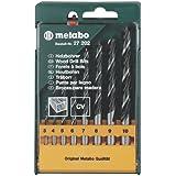 Metabo Coffret de 8 mèches à bois (Import Allemagne)