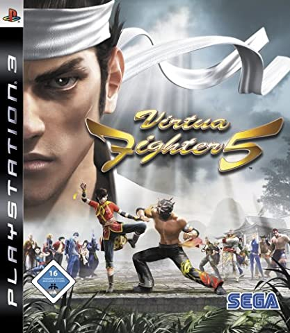 Virtua Fighter 5 (Mario Bros Ps3)