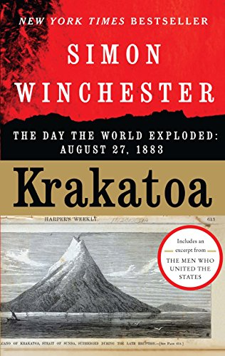 Krakatoa: The Day the World Exploded: August 27, 1883 (English Edition) por Simon Winchester