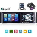 VIGORFLYRUN PARTS LTD Autoradio Bluetooth 1 DIN, Android Téléphone Mirror Link,...