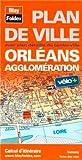 Plan d'Orléans et de son agglomération