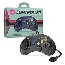Tomee Sega Mega Drive Replacement 6 Button Controller Joypad