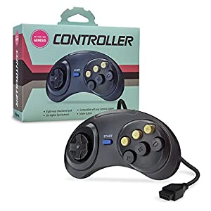 Tomee Sega Mega Drive Replacement 6 Button Controller Joypad