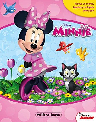 Minnie Mouse. Libroaventuras: Incluye un tablero y figuras para jugar