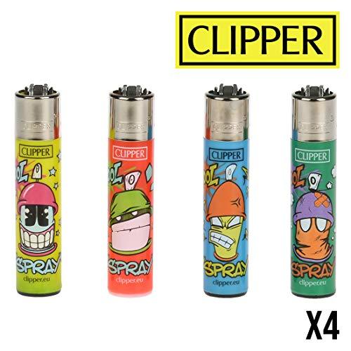 Clipper Cool Spray, 4 Stück (Clipper-spray)