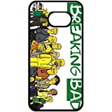 Custom Girly Breaking Bad Movie Theme Durable Cell Phone PC Skin for Funda Funda iphone Galaxy S7 EDGE,Case Protective Cover