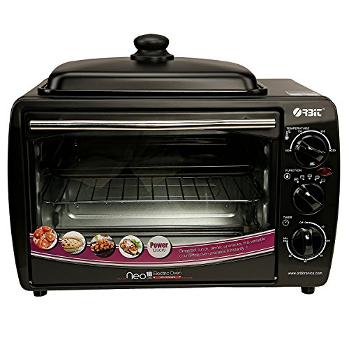 Orbit Neo-72 1200-watt Oven Toaster Grill