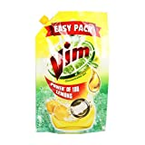 #9: Vim Concentrated Gel Dish Wash - 115ml Pouch
