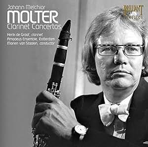 Molter - Clarinet Concertos