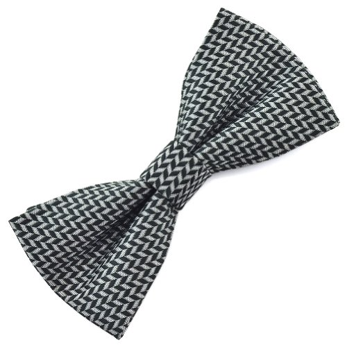 PenSee Herren Fliege verstellbar Formale Tuxedo Plaids Geometrische Schleife ties-various Farben -