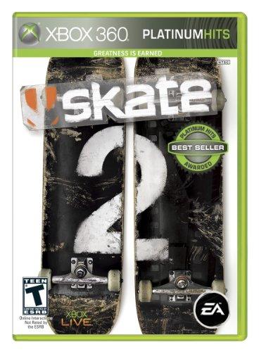 Skate 2 (2 Xbox 360 Skate)