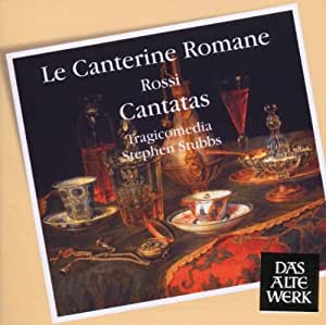Rossi - Le Canterine Romane (Stubbs)