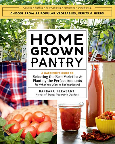 Homegrown Pantry - Salsa Canning