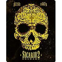 Sicario 2: Soldado - 4K Steelbook
