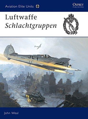 Luftwaffe Schlachtgruppen (Aviation Elite Units)