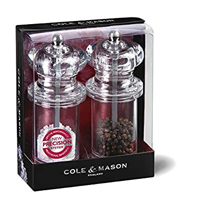 Cole & Mason Precision 505 140 mm Acrylic Mill-PARENT