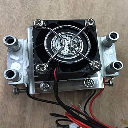 ArgoBear 1 PC DIY 120w Tec Peltier Halbleiterkühlschrank Wasserkühlung Klimaanlage Kühlung und Lüfter -