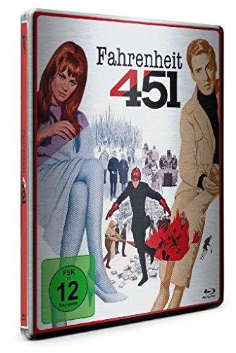 Fahrenheit 451 - Steelbook [Blu-ray] Preisvergleich
