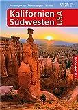 Kalifornien und Südwesten USA - VISTA POINT Reiseführer A bis Z: Reiseregionen, Tagesetappen, Service