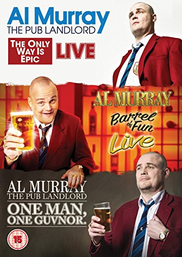 Al Murray: Collection [DVD] [UK Import] -