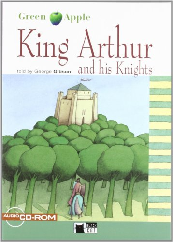 The king Arthur and his knights, ESO. Material auxiliar