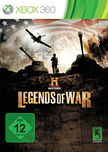 HISTORY: Legends of War – [Xbox 360]