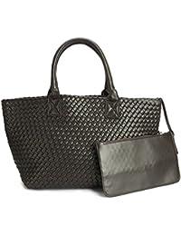 Otomoll Premium De Luxe Mode Simili Cuir Sac Fourre-Tout Sacs À Main Sacs À Bandoulière Femmes Couleur Bonbon Grand Sac Sac À Main,