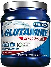 Quamtrax Nutrition Suplemento para Deportistas L-Glutamine Powder - 400 gr