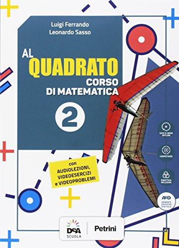 Al quadrato. Per la Scuola media. Con e-book. Con espansione online. Con DVD-ROM: 2