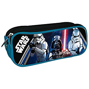 Portatodo Star Wars Darth Vader Stormtroopers doble