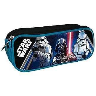 Portatodo Star Wars Darth Vader Stormtroopers doble