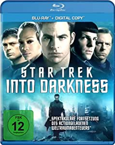 Star Trek: Into Darkness (+ Digital Copy) [Blu-ray]