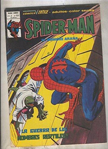 Spiderman volumen 3 numero 63 - D (numerado 1 en trasera)