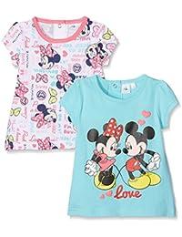 "Disney Baby Minnie Maus T-Shirt ""Love"" Doppelpack"