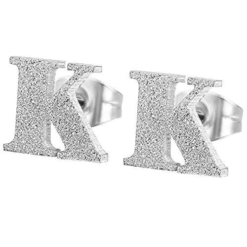 flongo-paire-boucles-oreilles-acier-inoxydable-lettre-alphabet-k-perce-mate-dpoli-special-charme-elg