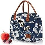 Moyad Sac Isotherme Repas Lunch Bag Sac Déjeuner Portable 12L Sac de Pique-niques Sac à Lunch Isolé pour Adultes et Enfants S